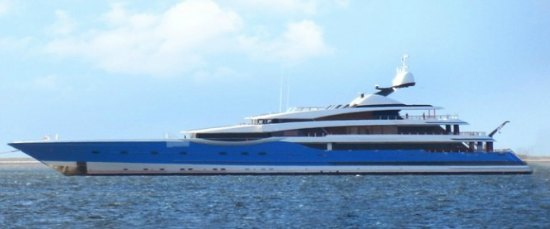 Feadship superyacht Dream