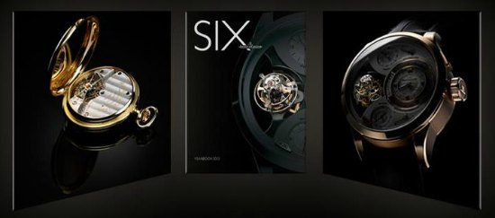 Jaeger-LeCoultre Yearbook Six