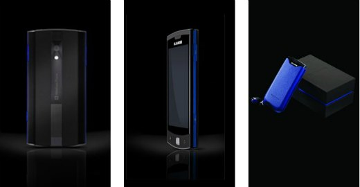 LG Jil Sander E906, a Luxury Phone