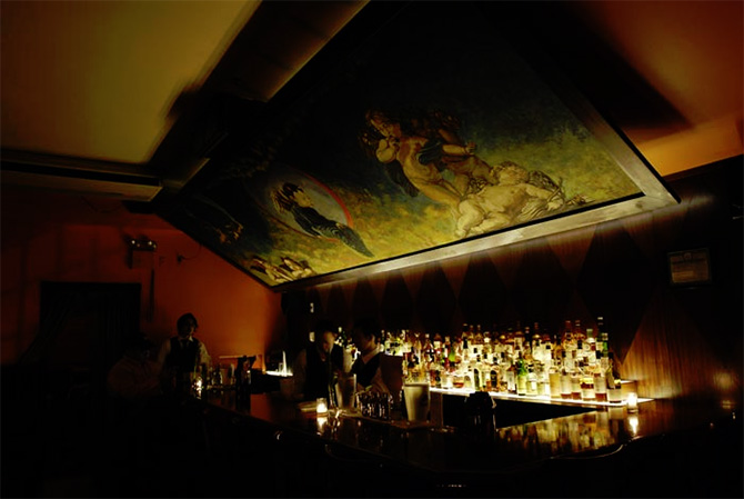 Angel's Share: Best Speakeasies ion NYC