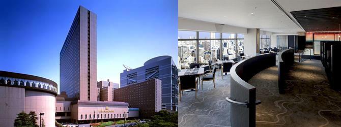 10 amazing luxury hotels in osaka japan luxeinacity for Boutique hotel osaka