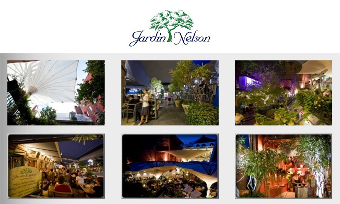 Top 10 restaurants in old montreal luxeinacity for Jardin nelson