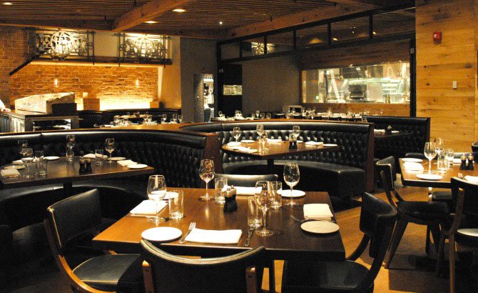 Bv 39 s grill modern take on the classic american grill in for American cuisine nyc