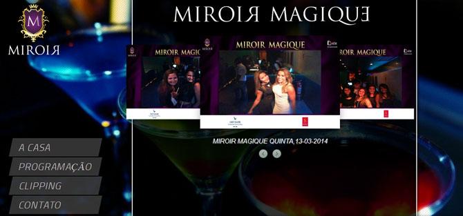 Brazil???s Brilliant Nightlife Miroir Rio De Janeiro